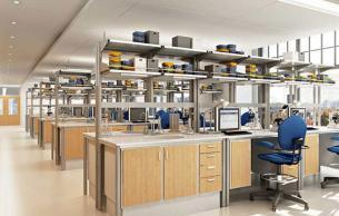 640 Memorial Drive lab space