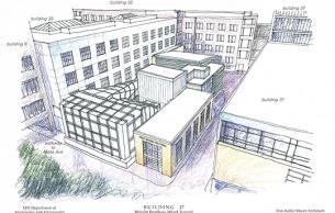 WBWT rendering (Imai Keller Moore Architects)