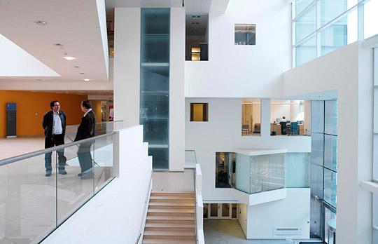 BCS Complex lobby photo