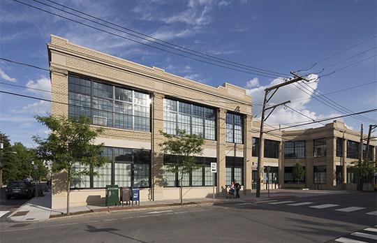 130 Brookline Street; Steve Dunwell