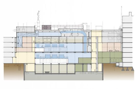 MIT.nano sketch bldg cross section