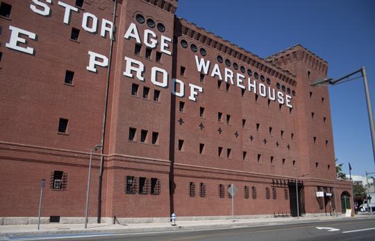 Met Warehouse