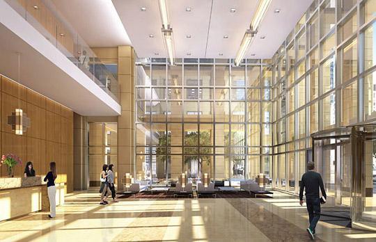 610 Main Lobby