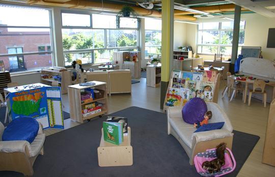 Pre-school classrooom