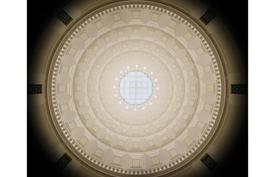 MIT Dome oculus interior view