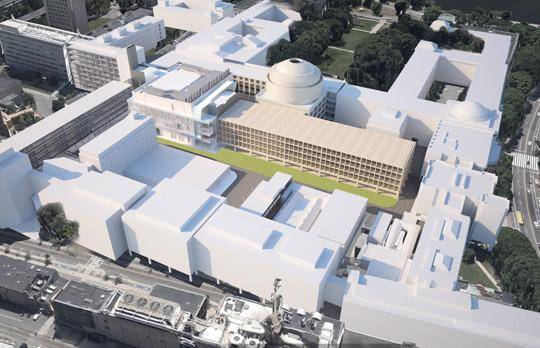 MIT.nano sketch aerial view