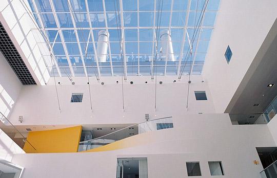BCS Complex atrium photo