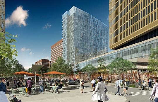 one kendall square garage